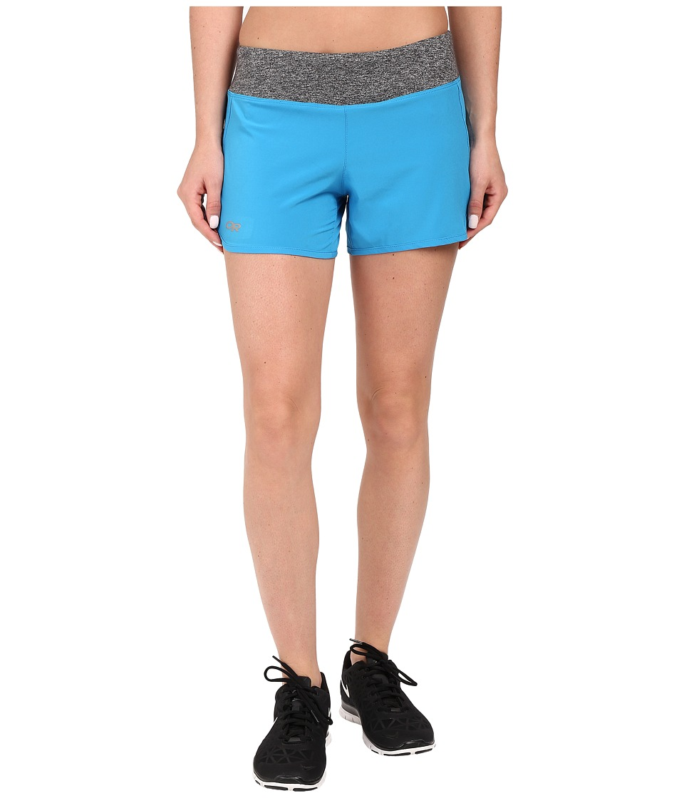 Outdoor Research - Delirium Shorts (Hydro/Pewter) Women's Shorts