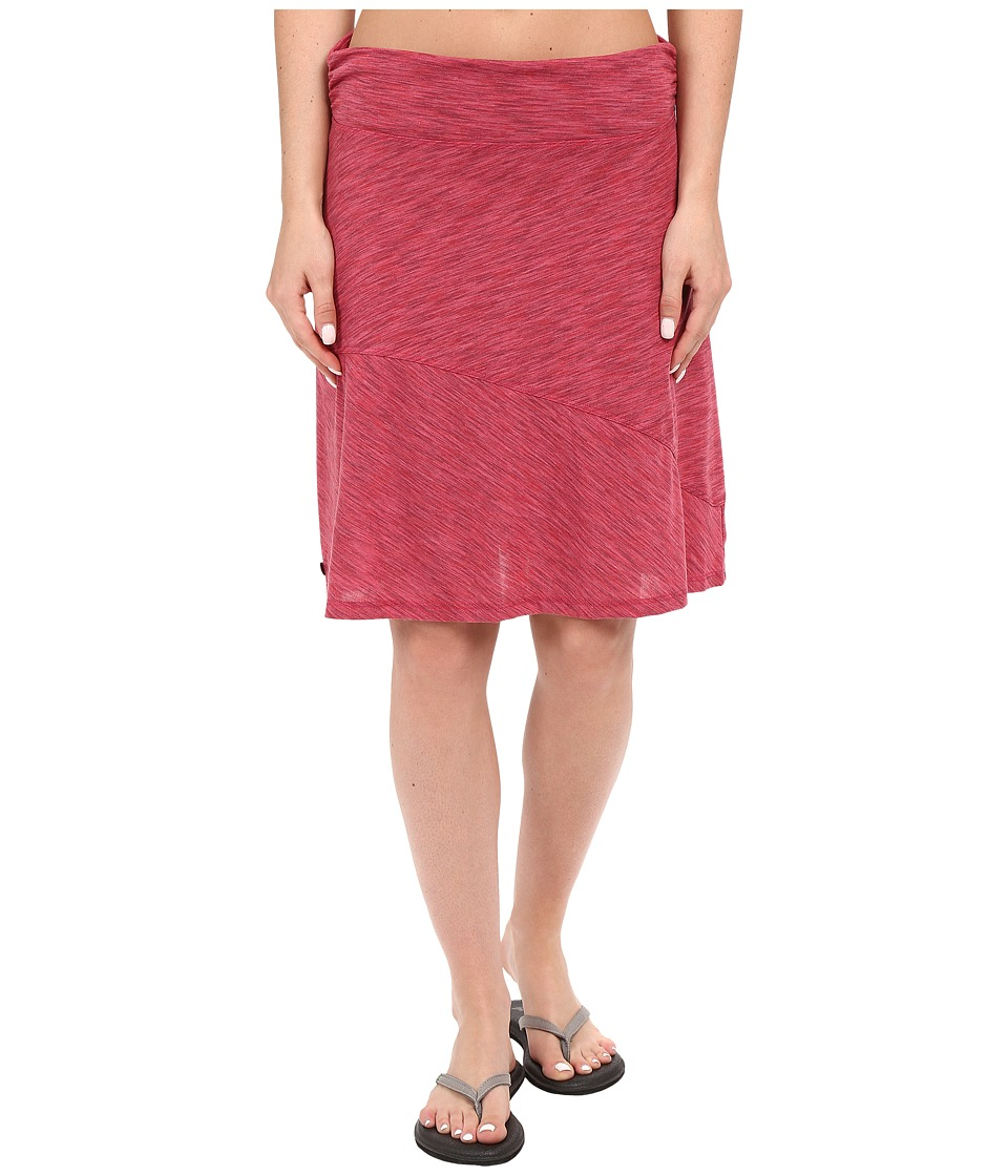 Outdoor Research Flyway Skirt (Scarlet/Desert Sunrise) Women