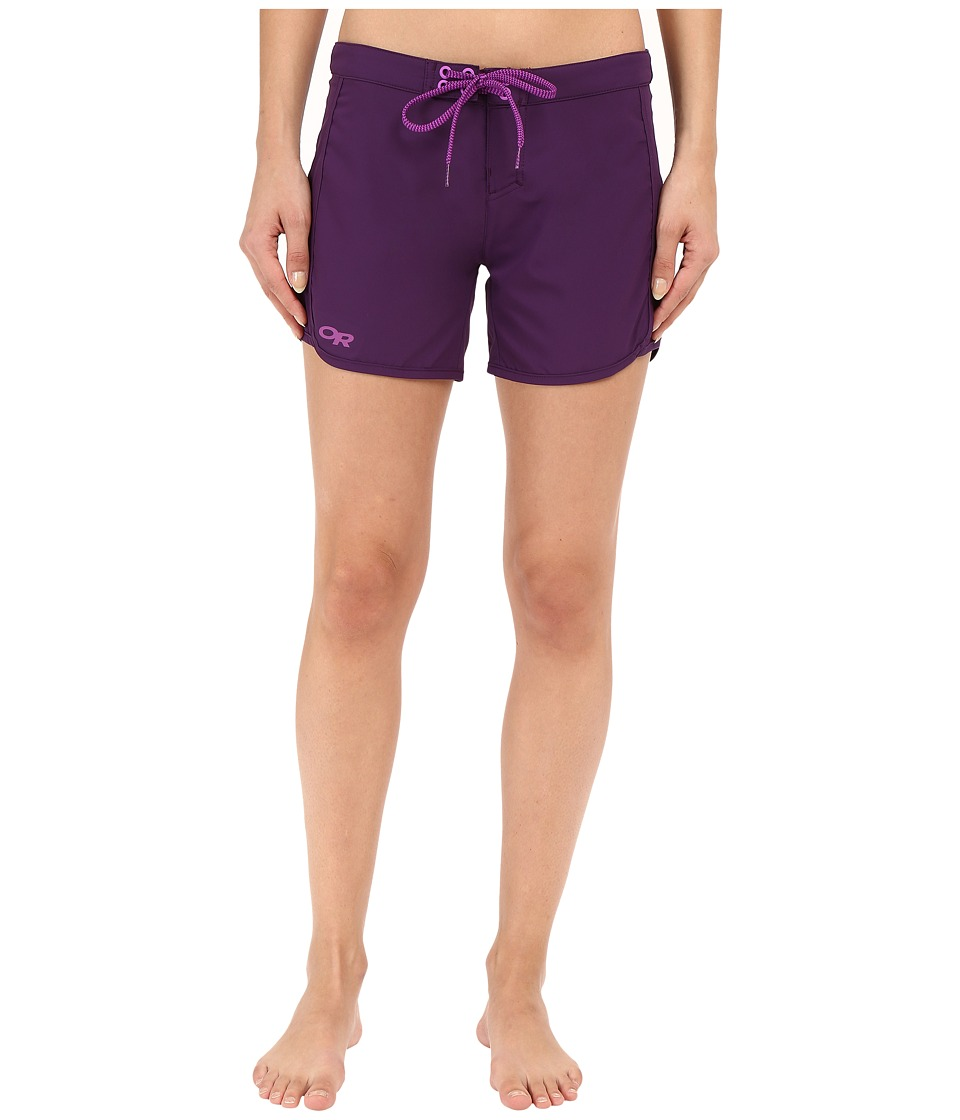 Outdoor Research - Buena Boardshorts (Elderberry) Women's Swimwear