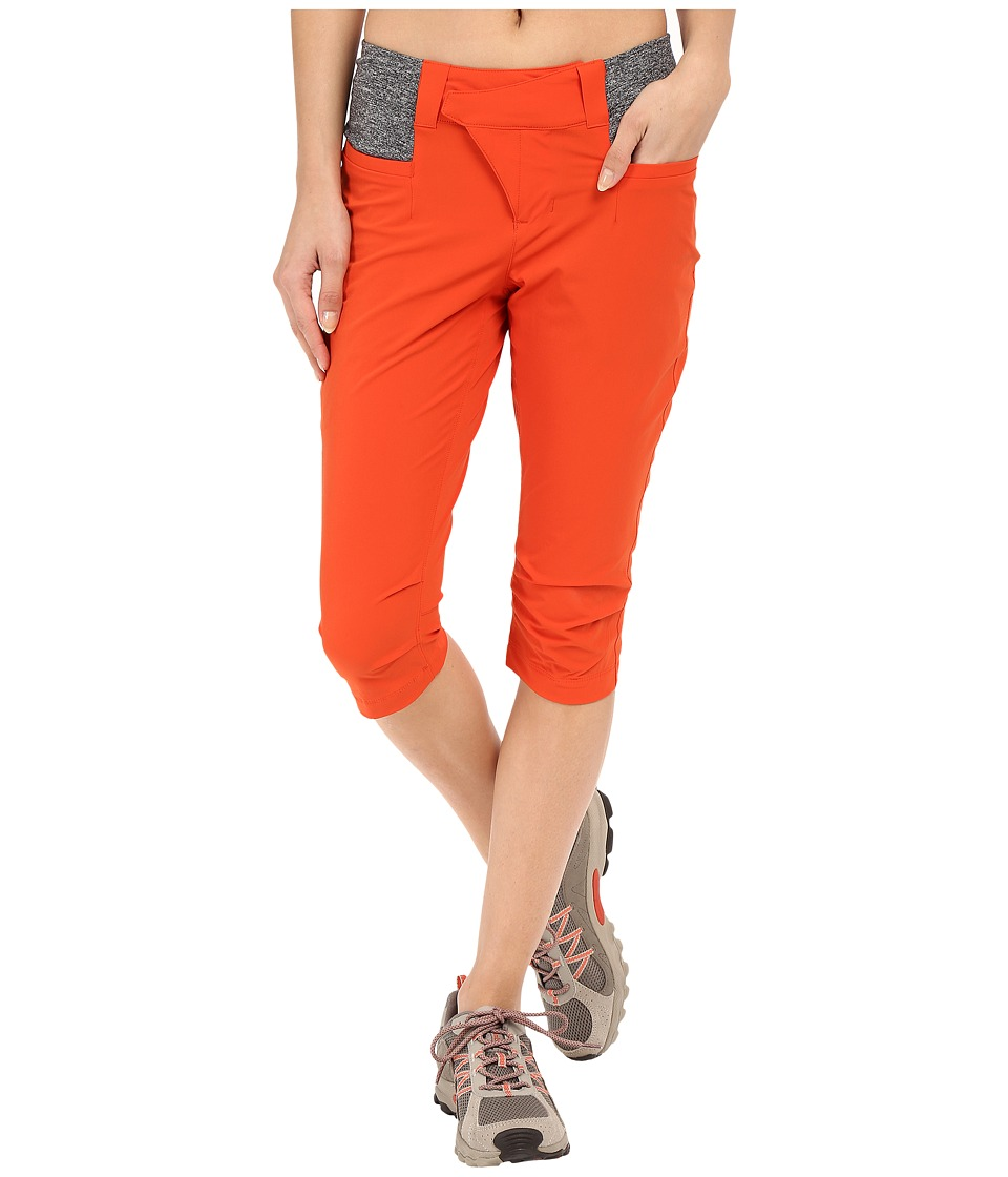 Outdoor Research - Ferrosi Knickers (Paprika) Women's Clothing