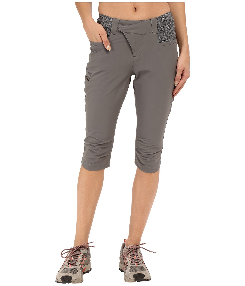 Outdoor Research - Ferrosi Knickers (Pewter) Women's Clothing