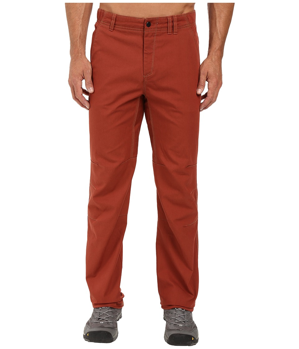 adidas Outdoor - All Outdoor Climb the City Pants (Burnt Sienna) Men's Casual Pants