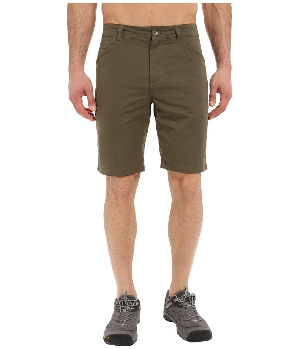 Royal Robbins - Convoy Utility Shorts (Light Olive) Men's Shorts