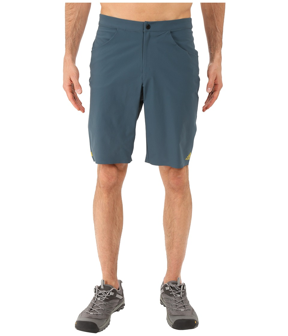 adidas Outdoor - Terrex Solo Shorts (Midnight) Men