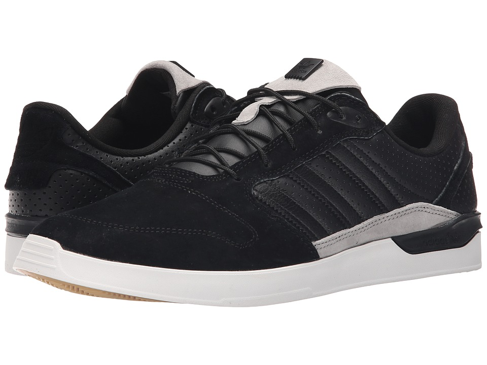 adidas Skateboarding - ZX Vulc Classified (Black/Black/White) Men's Skate Shoes