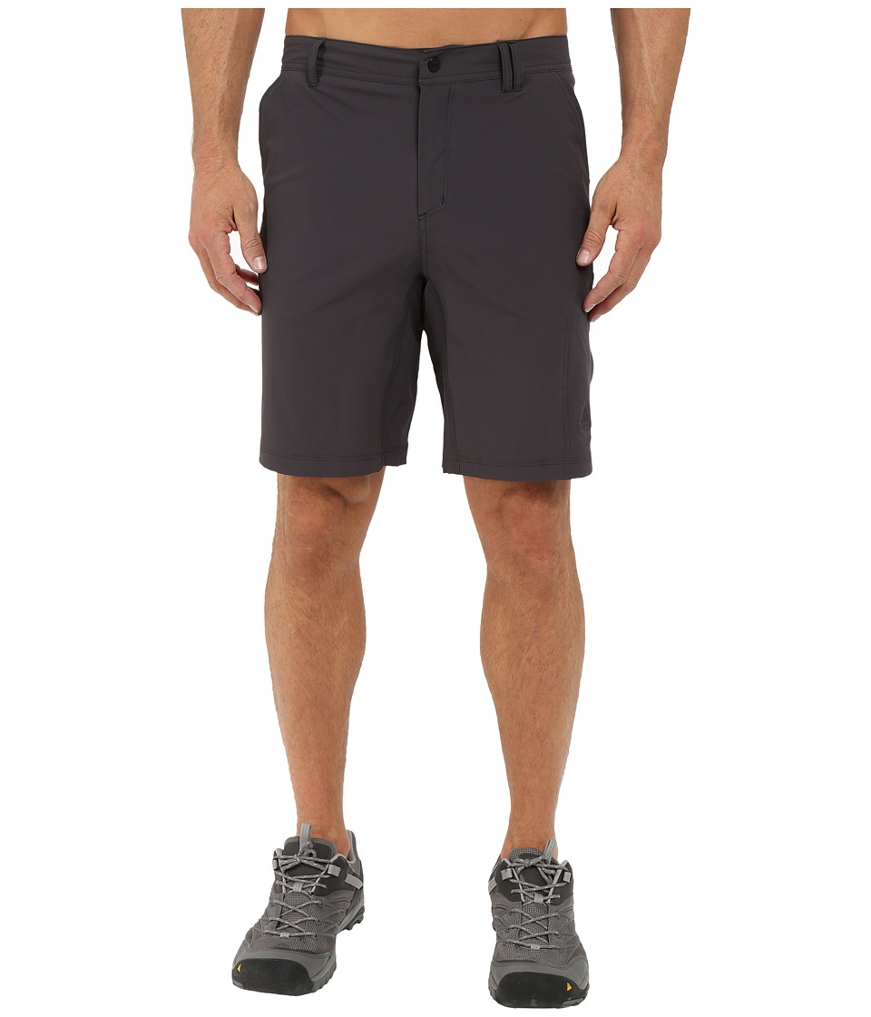 adidas Outdoor - All Outdoor Light Hike Flex Shorts (Shadow Black/Dark Grey) Men's Shorts