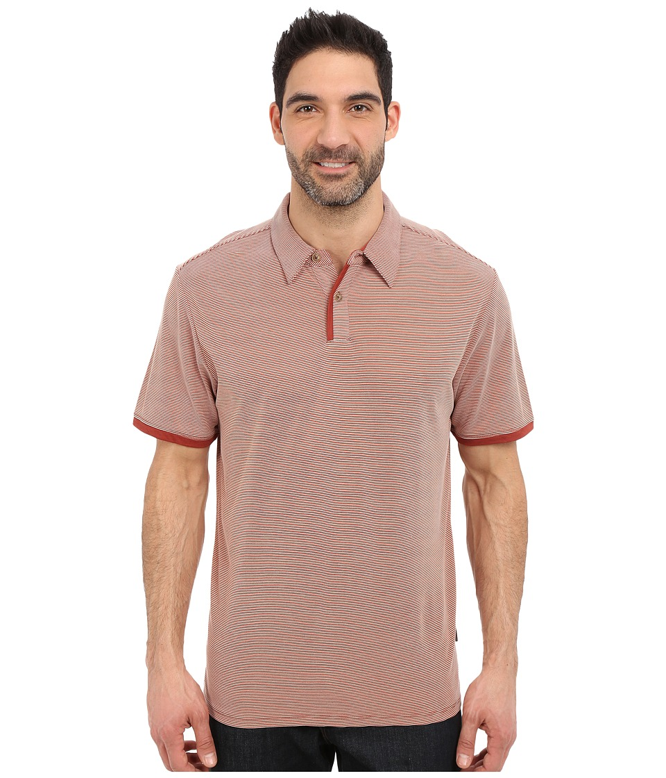 Royal Robbins Desert Knit Micro Stripe Cricket (Morocco) Men