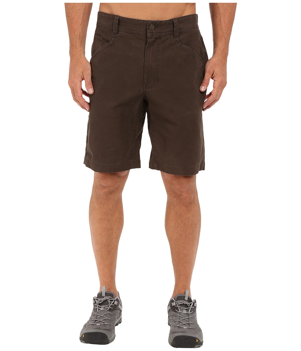 Royal Robbins - Billy Goat Hiker Shorts (Turkish Coffee) Men's Shorts