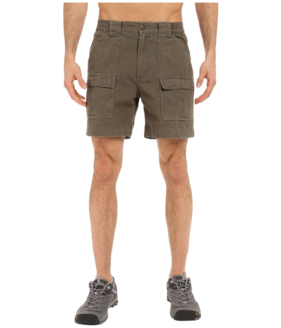 Royal Robbins - Blue Water Short (Light Olive) Men's Shorts