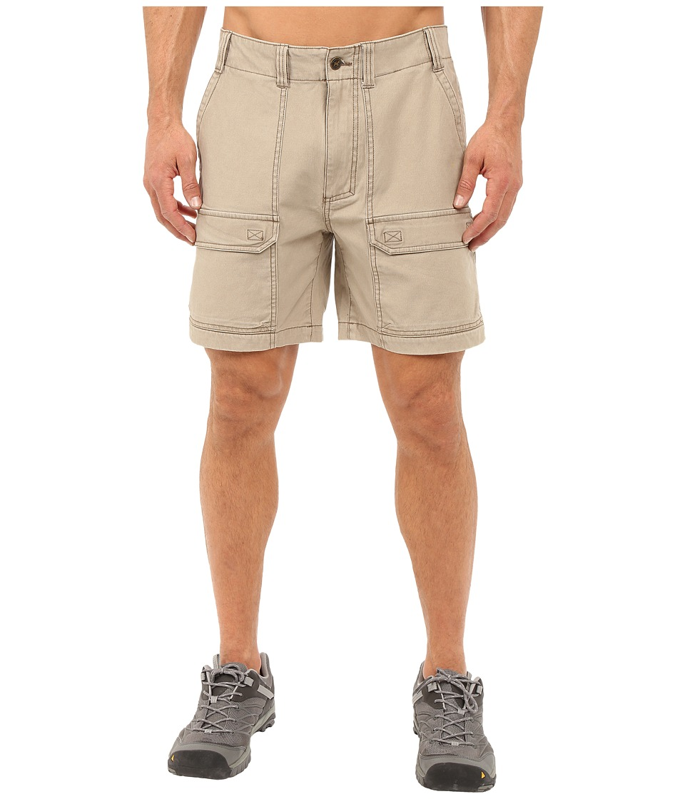 Royal Robbins - Harborside Shorts (Khaki) Men's Shorts