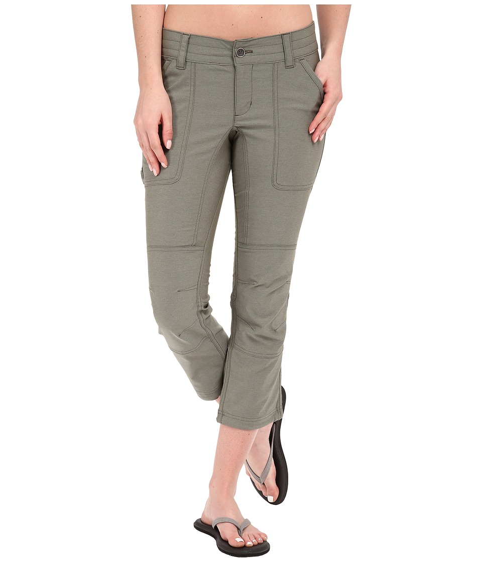 Columbia - Pilsner Peak Capri Pants (Cypress Oxford) Women's Capri plus size,  plus size fashion plus size appare