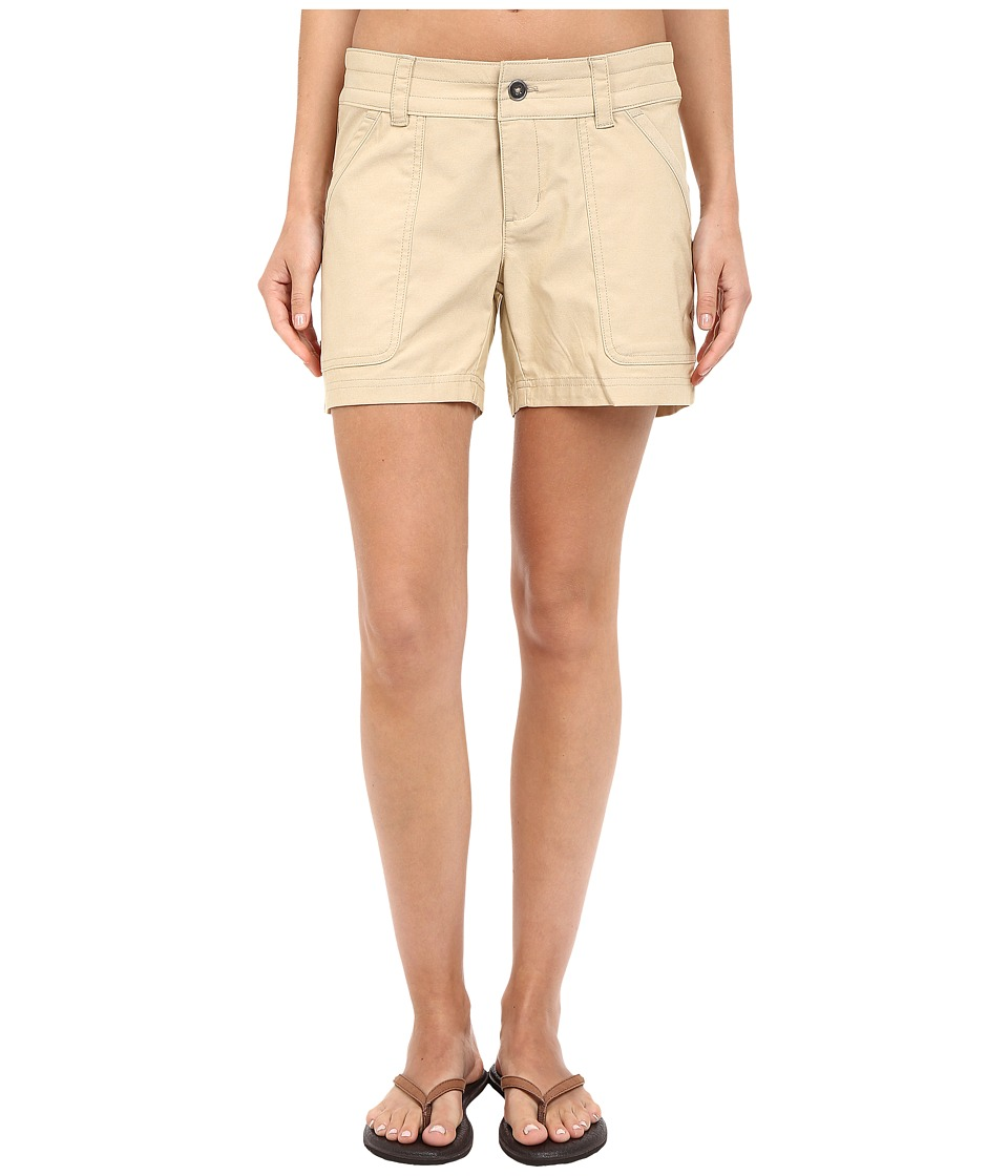 Columbia - Pilsner Peak Shorts (Lion Oxford) Women's Shorts