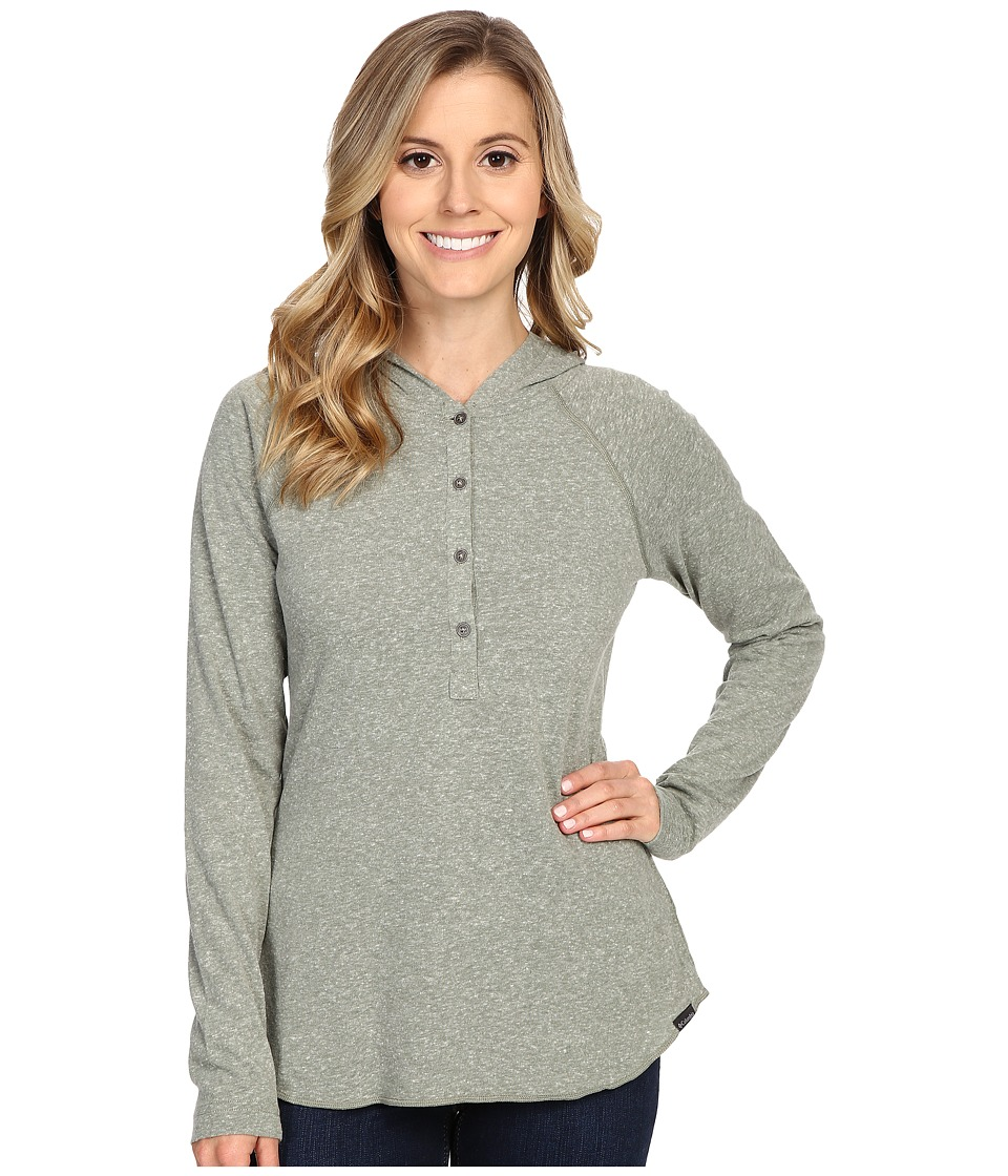 Columbia - Trail Shaker Hoodie (Cypress Heather) Women's Sweatshirt