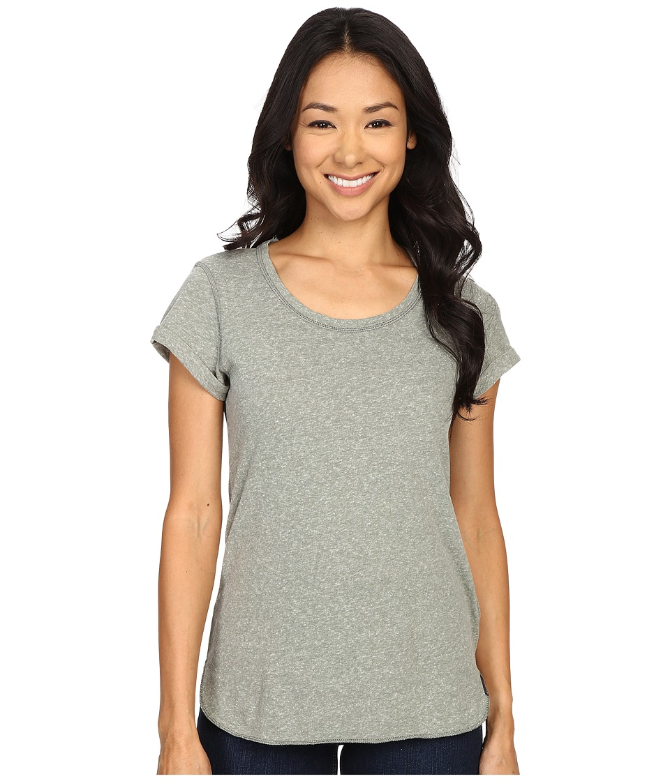 Columbia - Trail Shaker Short Sleeve Shirt (Cypress Heather) Women's Short Sleeve Pullover