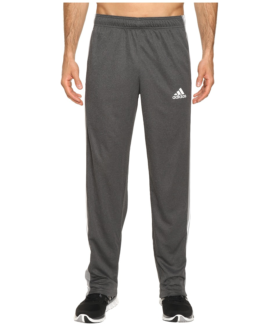 adidas - ClimaCore 3-Stripes Pants (Black/CH Solid Grey/White) Men's Workout