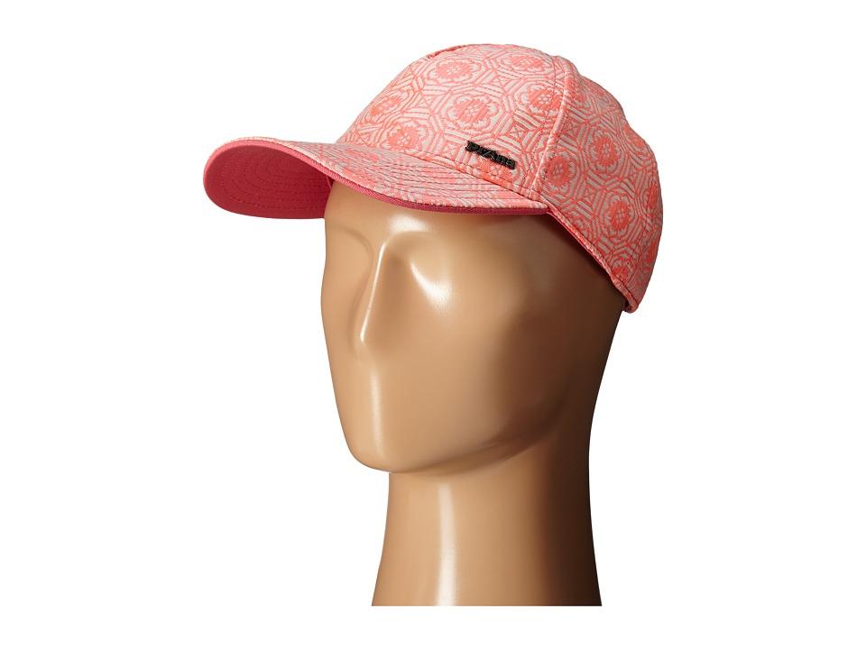 Prana - Kolby Ball Cap (Pink) Baseball Caps