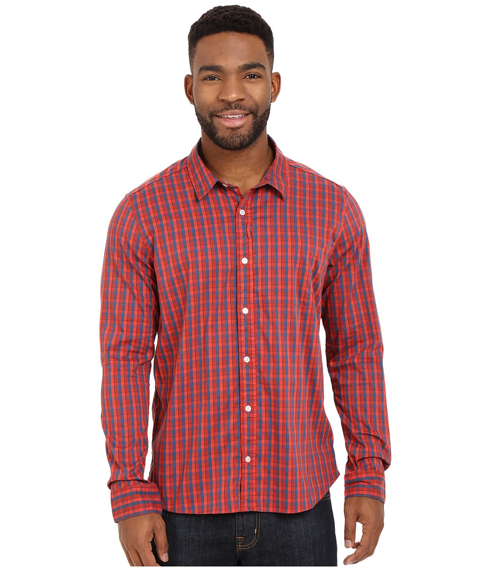 Toad&Co Panorama Long Sleeve Shirt (Spark) Men