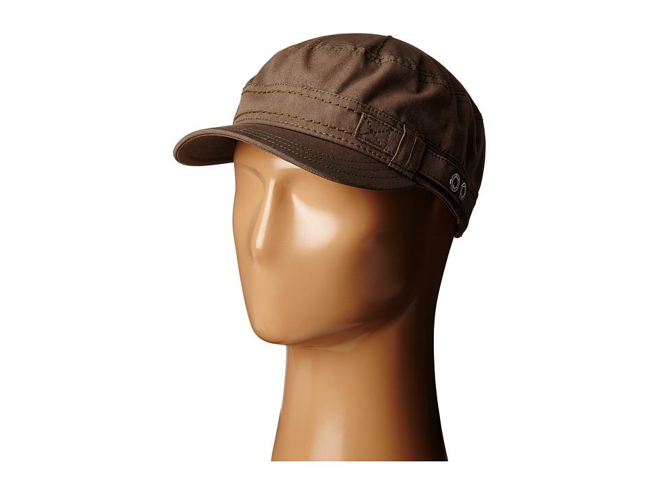 Prana - Jackie Organic Cadet (Olive) Baseball Caps