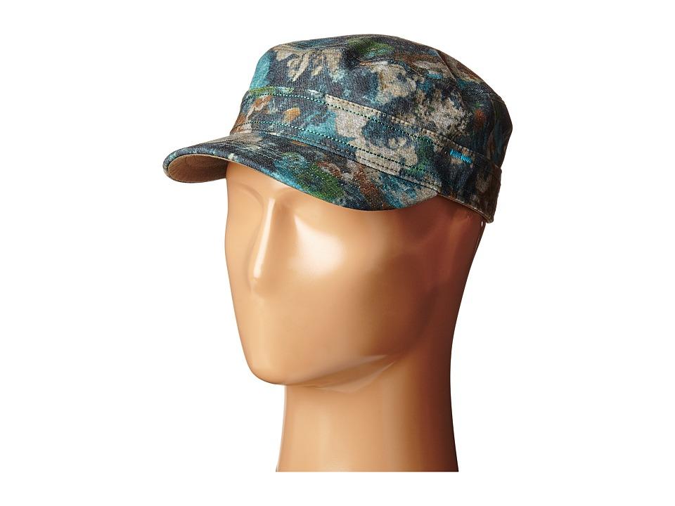 Prana - Jackie 2 Cadet (Green Camo) Knit Hats
