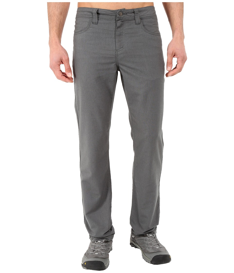 Toad&Co - Debug Cool Weave Pants (Dark Graphite) Men's Casual Pants