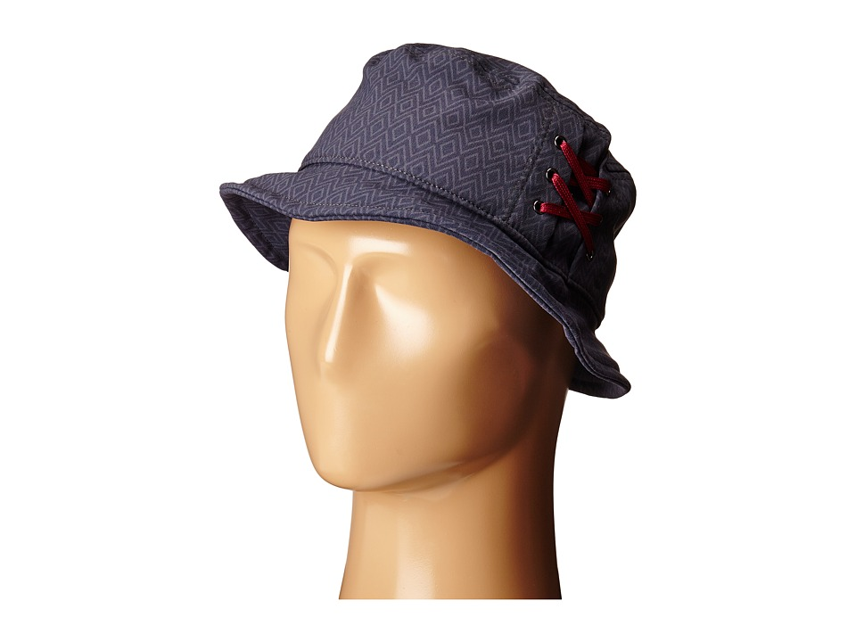Prana - Zion Bucket Hat (Quartz) Traditional Hats