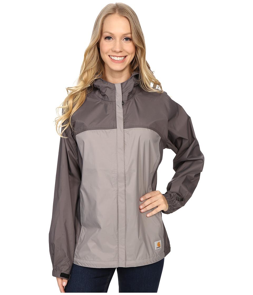 Carhartt - Mountrail Jacket (Charcoal/Asphalt) Women's Coat