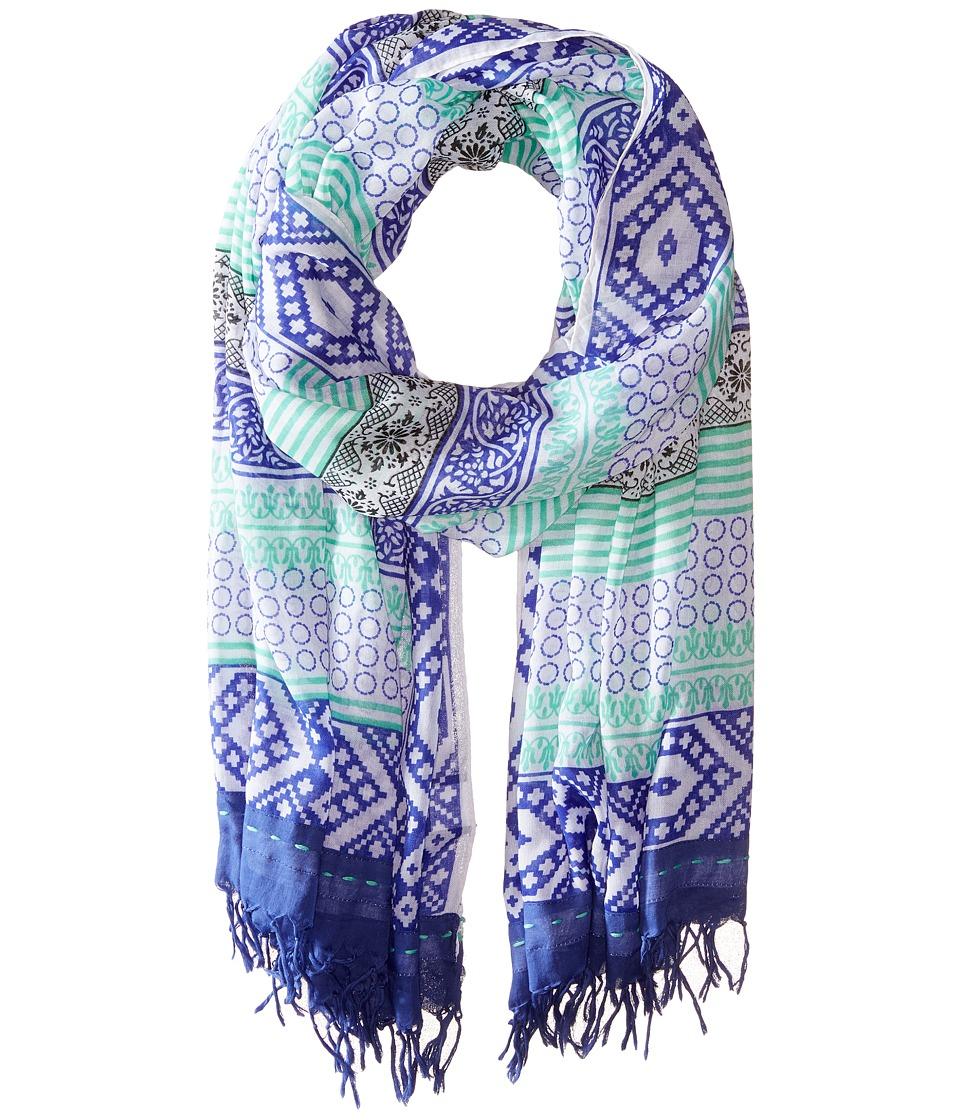 Prana - Lahna Scarf (Sail Blue) Scarves