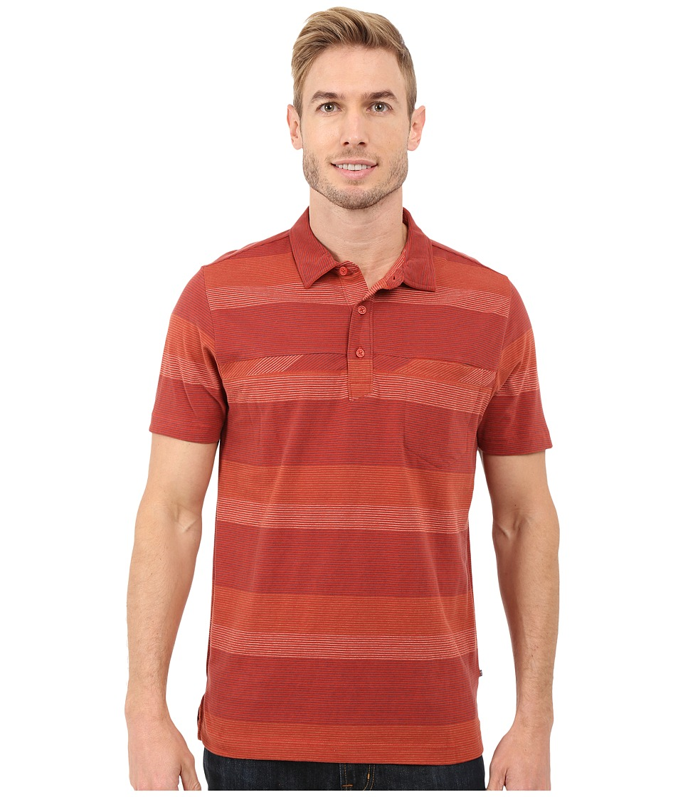 Toad&Co - Jack S/S Polo Shirt (Spark) Men's Short Sleeve Knit