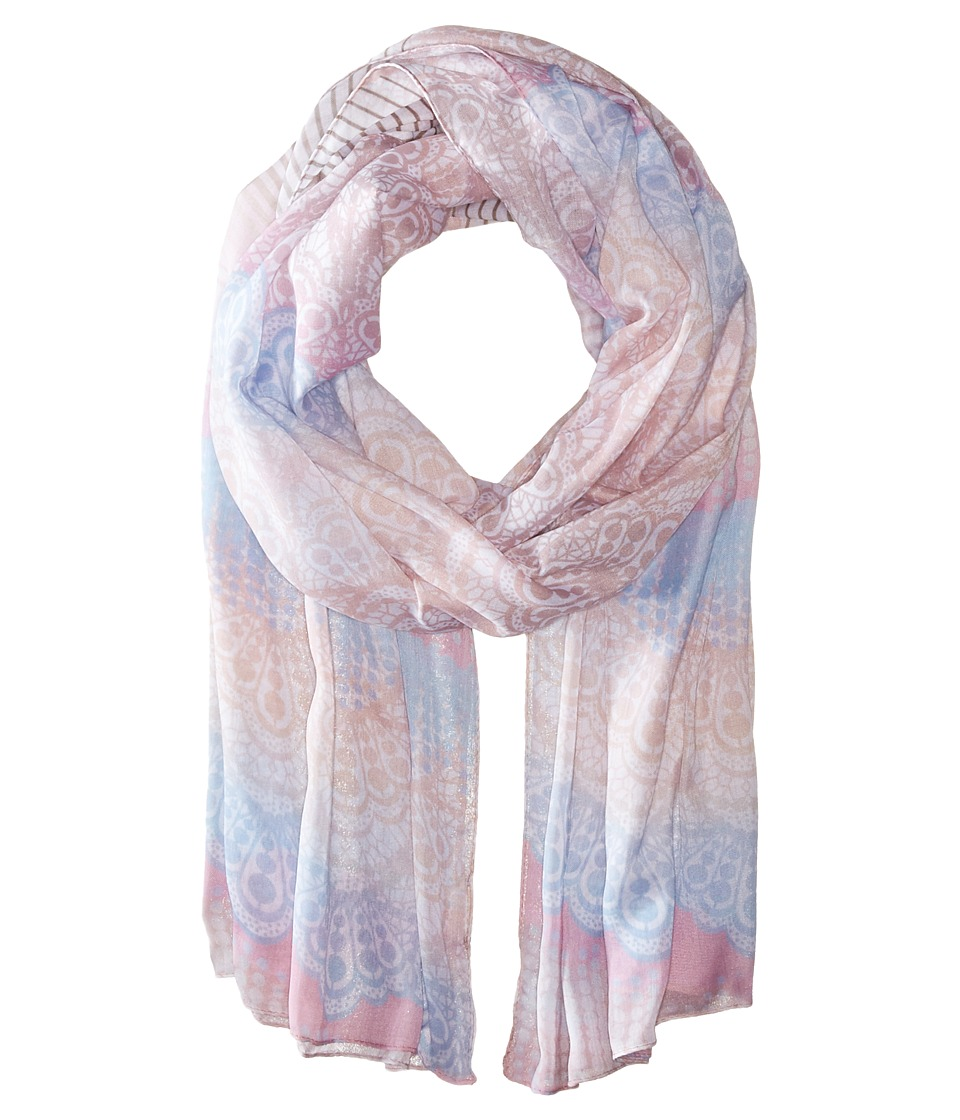 Prana - Lacey Scarf (Dusted Blue) Scarves