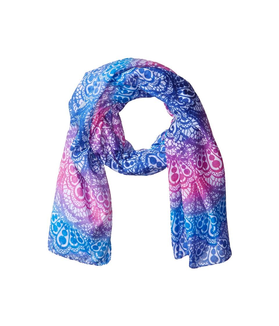 Prana - Lacey Scarf (Ultra Violet) Scarves