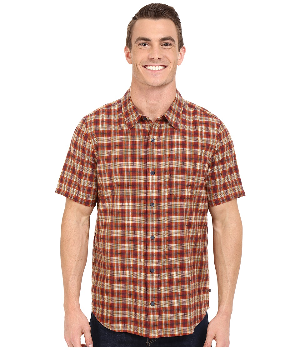 Toad&Co - Open Air S/S Shirt (Spark) Men's Short Sleeve Button Up