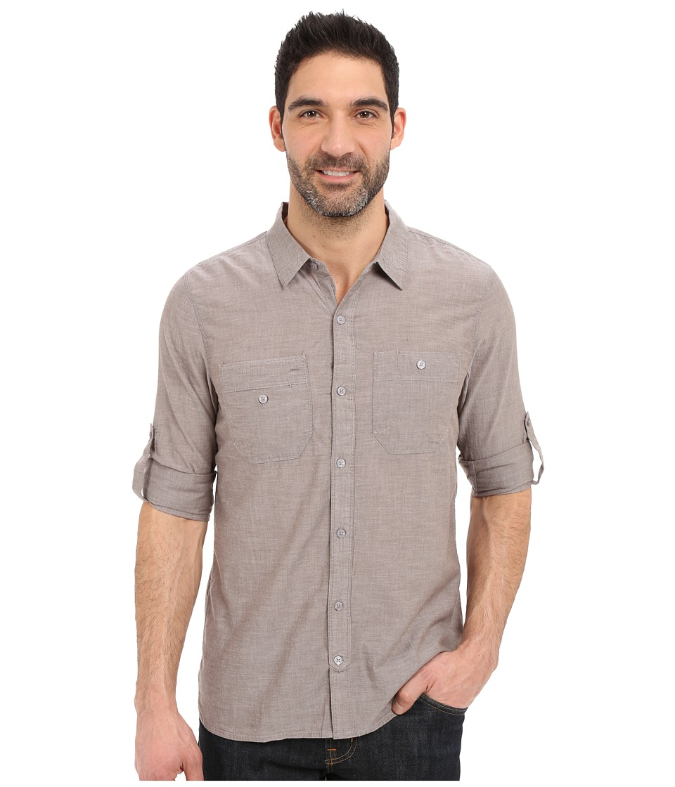 Toad&Co - Honcho L/S Shirt (Jeep) Men's Long Sleeve Button Up