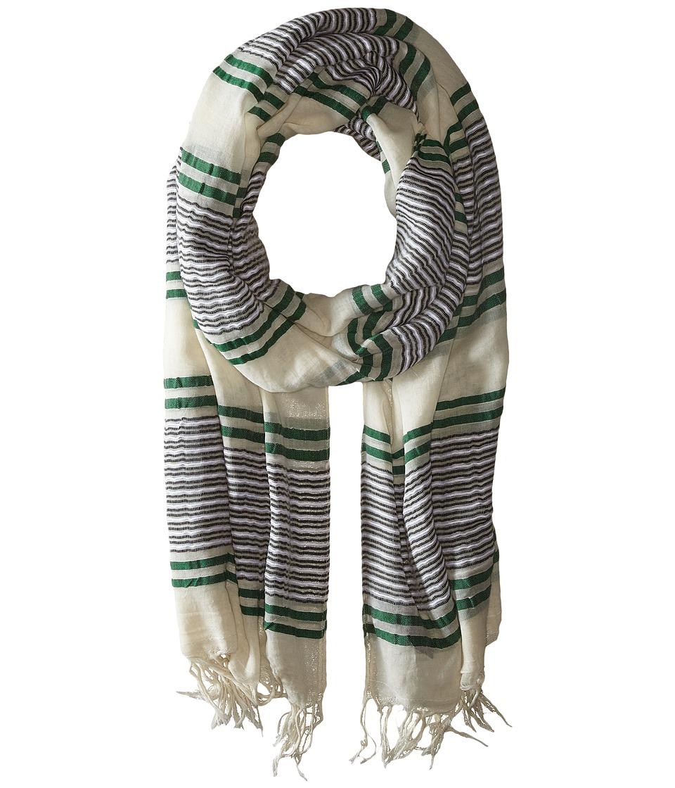 Prana - Collette Scarf (Emerald) Scarves