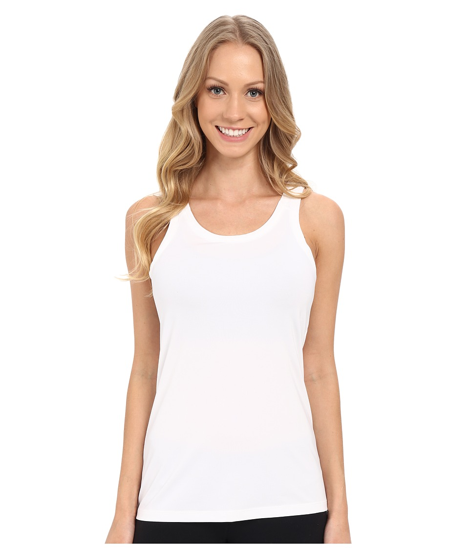 Columbia - Saturday Trail II Tank Top (White) Women's Sleeveless