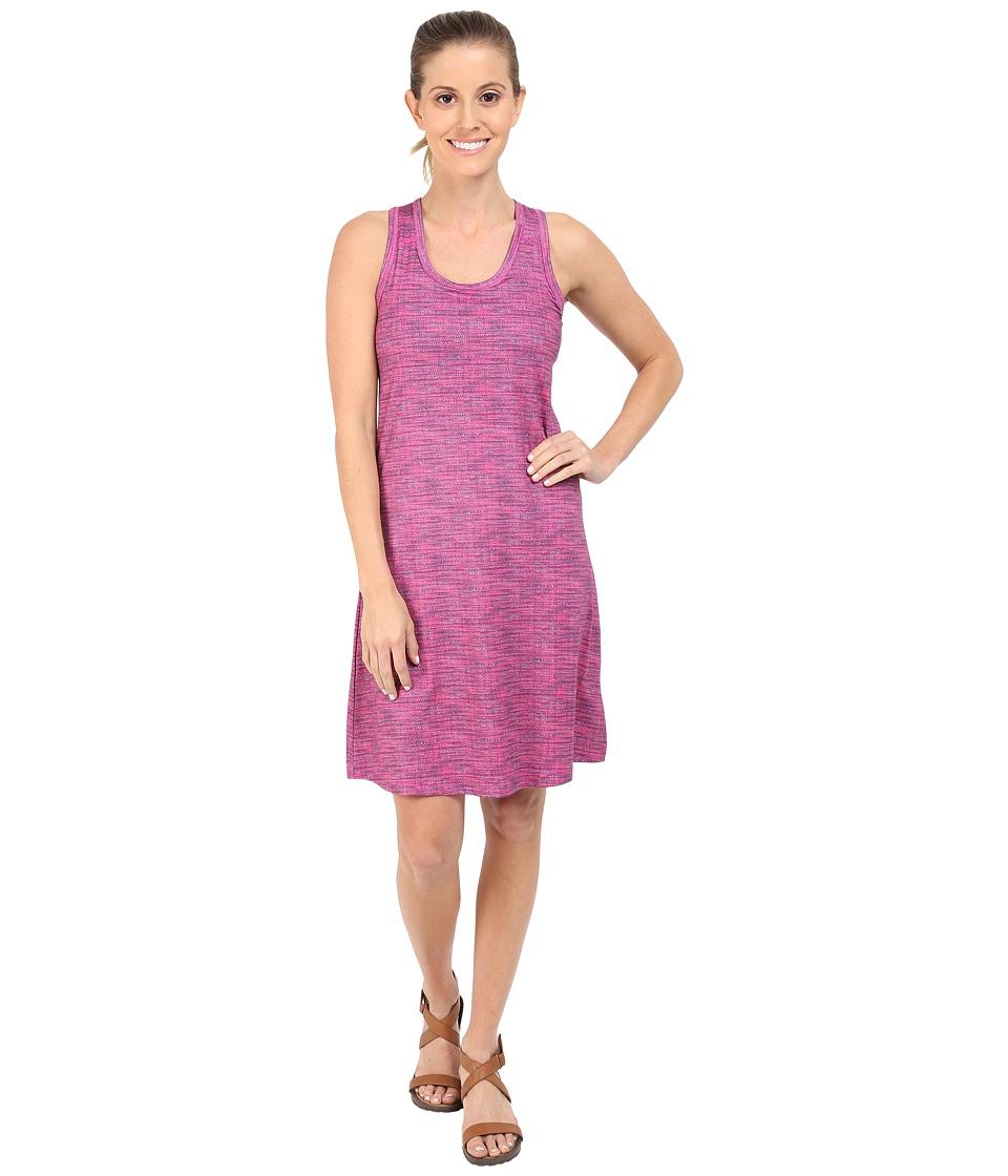Columbia Saturday Trail II Knit Dress (Haute Pink Print) Women