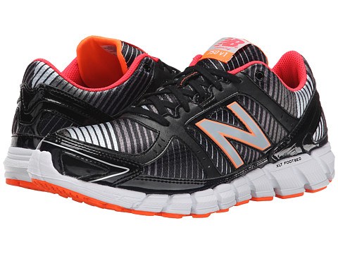 New Balance - Speed Genesis (Black/Orange) Women