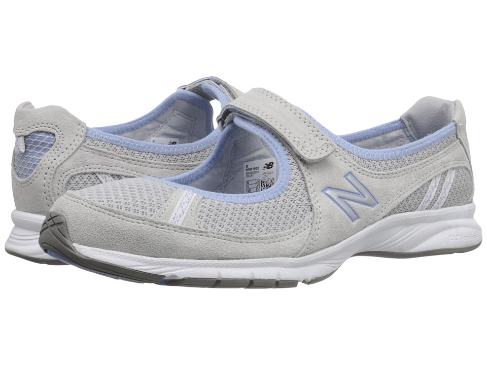 New Balance - WW515GB (Grey/Blue) Women's Shoes