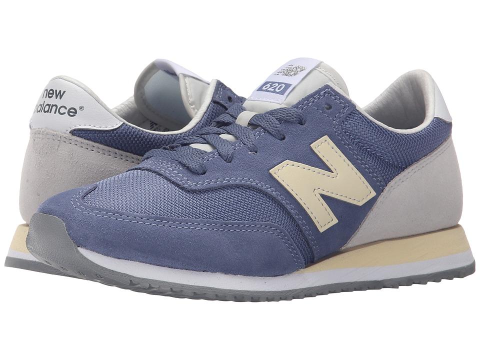 New Balance Classics - CW620 (Blue) Women's Classic Shoes