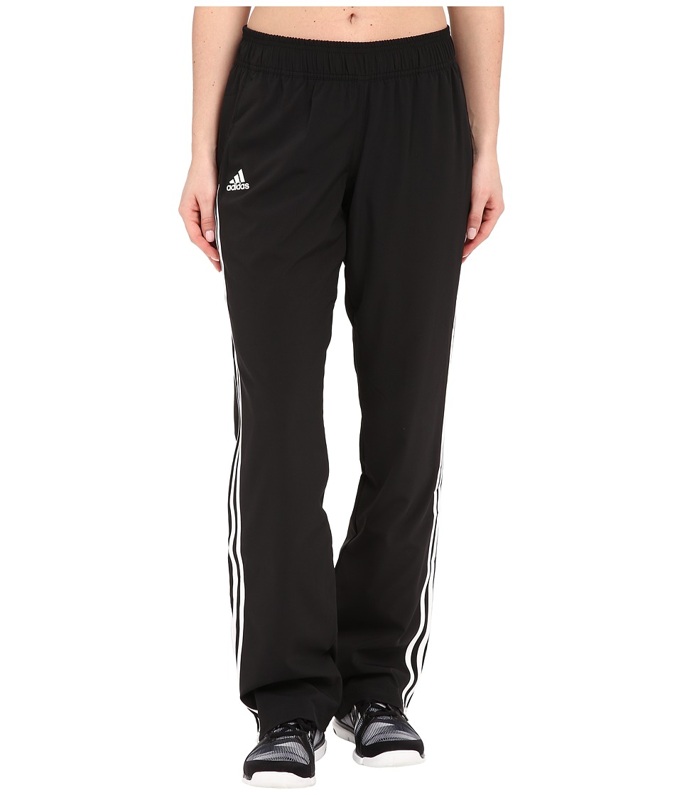 adidas - Club Pants (Black/White) Women's Workout