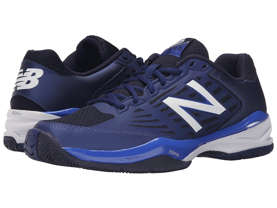 New Balance - MC896 (Blue) Men's Tennis Shoes