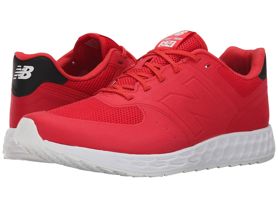 New Balance Classics - MFL574 (Red) Men's Classic Shoes