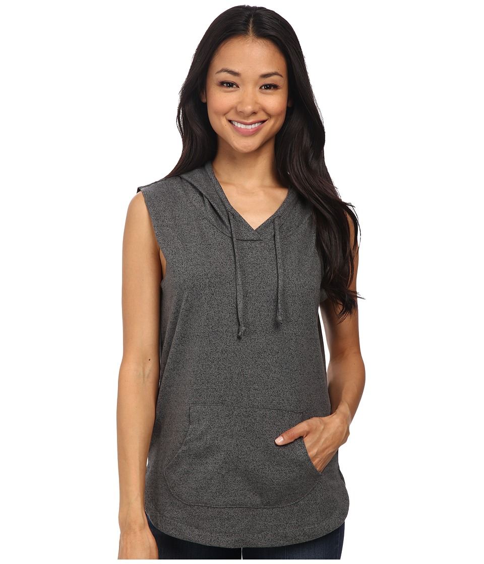 Alternative - Mock Twist Jersey Rival Hoodie (Eco Black) Women