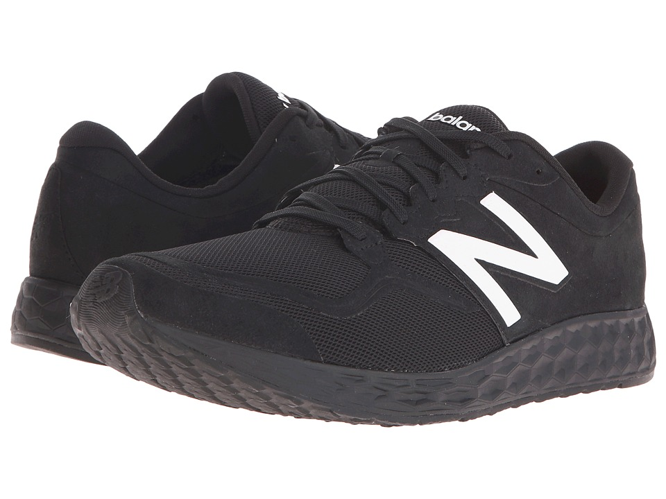 New Balance Classics - ML1980 (Black) Men's Shoes