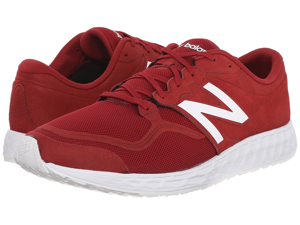 New Balance Classics - ML1980 (Red) Men's Shoes