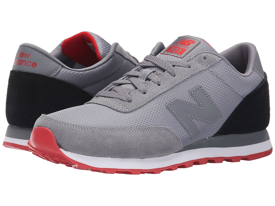 New Balance Classics - ML501 (Dark Grey) Men's Classic Shoes