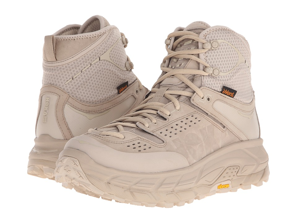 Hoka One One - Tor Ultra Hi WP (Oxford Tan) Men's Running Shoes