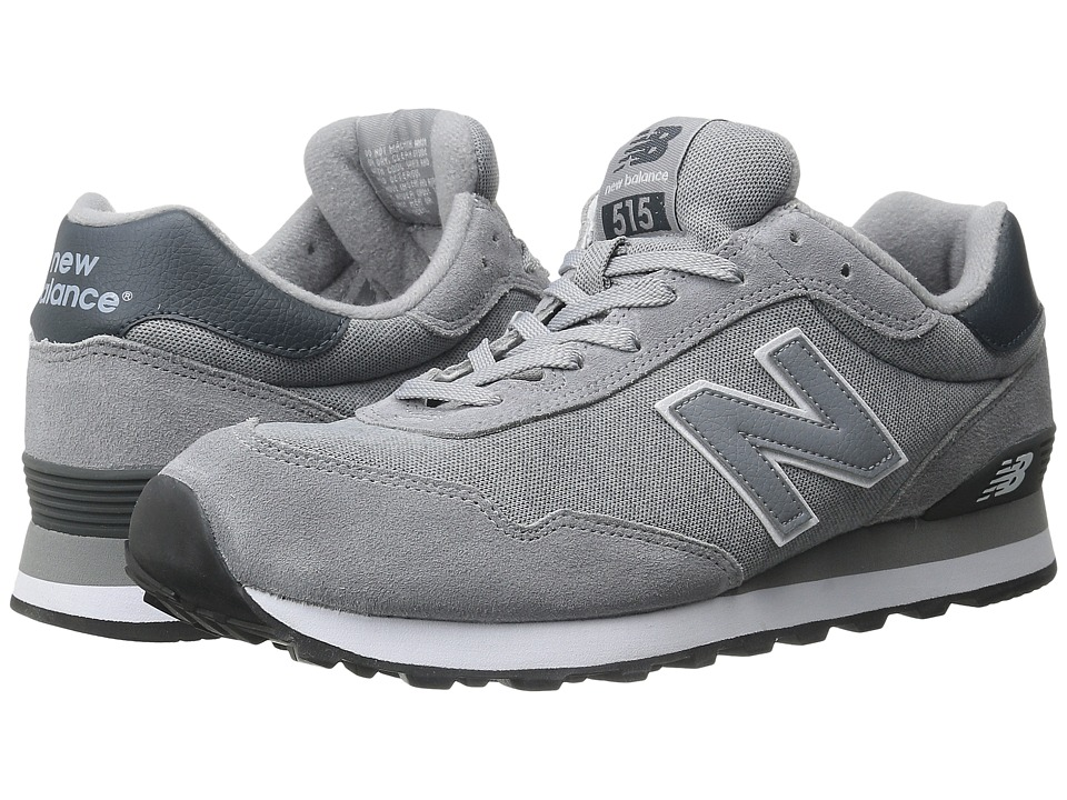 New Balance Classics - ML515 (Steel) Men's Classic Shoes