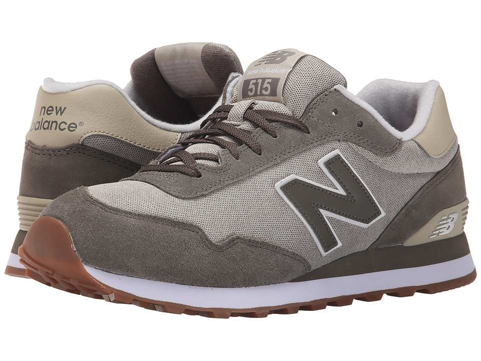 New Balance Classics - ML515 (Sand) Men's Classic Shoes