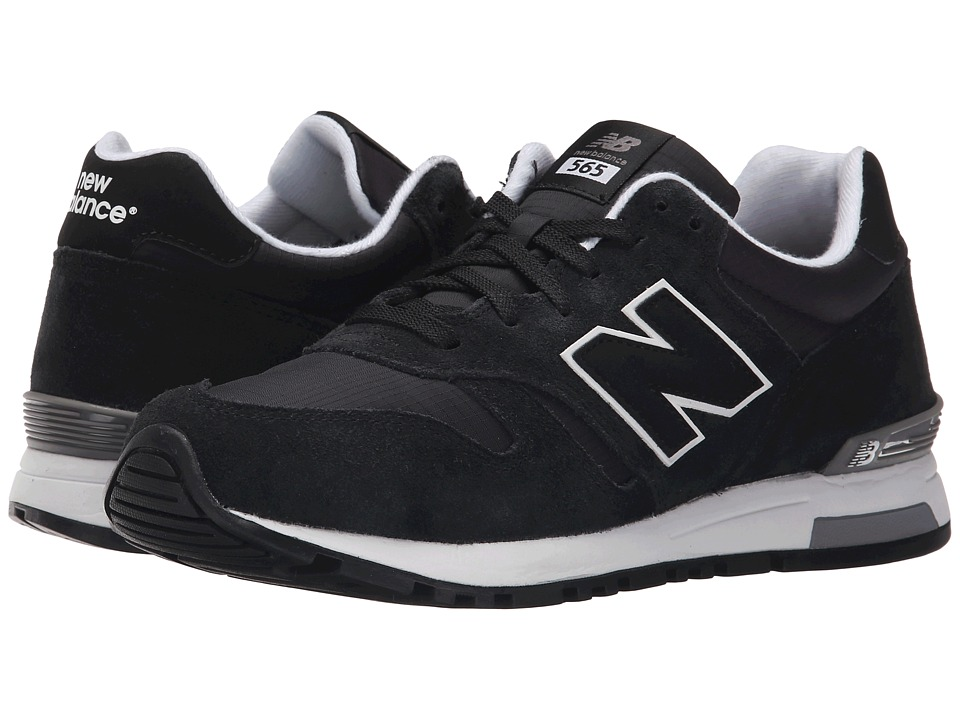 New Balance Classics - ML565 (Black 1) Men's Classic Shoes