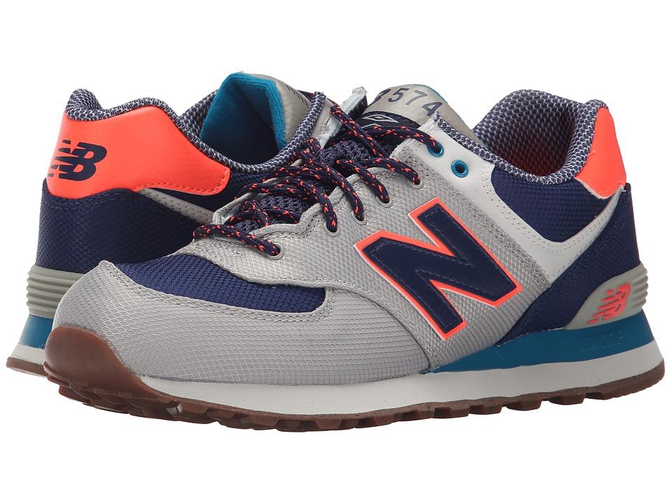New Balance Classics - ML574 (Stone Grey) Men's Shoes